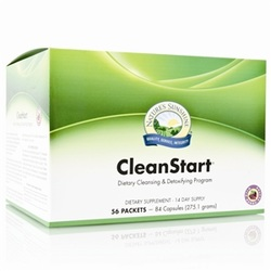 CleanStart, a detox by Nature's Sunshine, is one of our most popular detoxing and cleansing products.